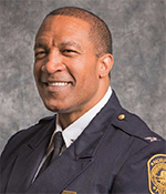 Chief Larry D. Boone