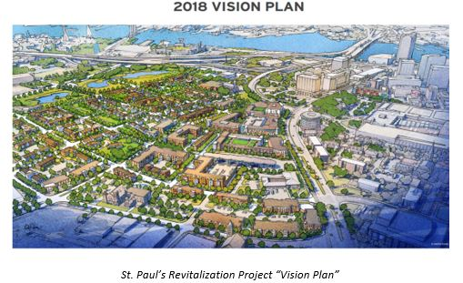 2018 St. Paul's Vision Plan