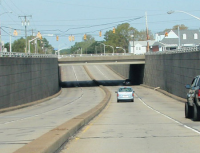 Tidewater Drive Underpass