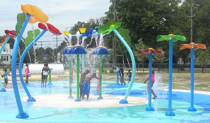 City Of Norfolk Virginia Official Website Pools Splash Pads