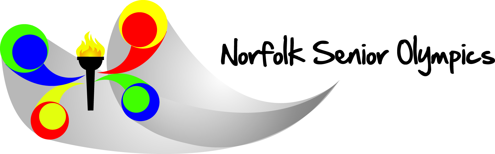 Norfolk Senior Olympics logo